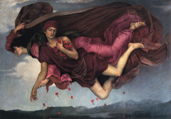 Night and Sleep, Evelyn De Morgan