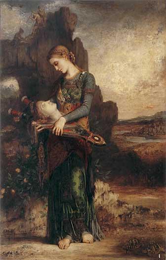 Orpheus, Gustave Moreau