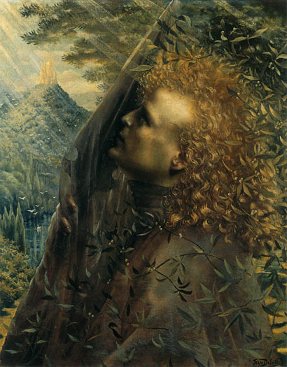 Parsifal, Jean Delville