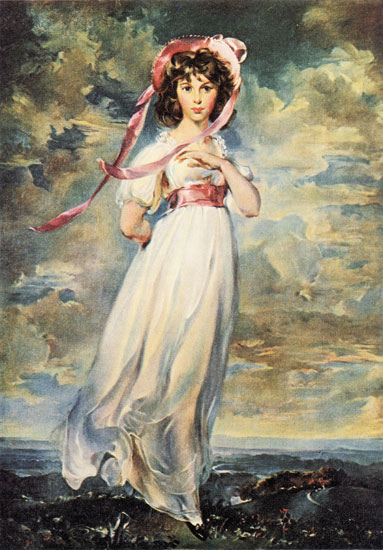 Pinkie, Sir Thomas Lawrence