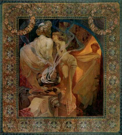 Quo Vadis, Alphonse Mucha