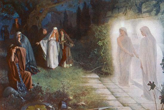 Resurrection Morn, Herbert Schmalz