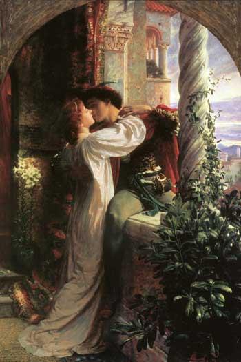 Romeo and Juliet, Sir Frank Dicksee
