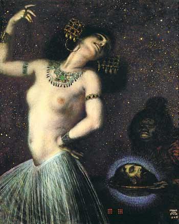 Salome, Franz von Stuck