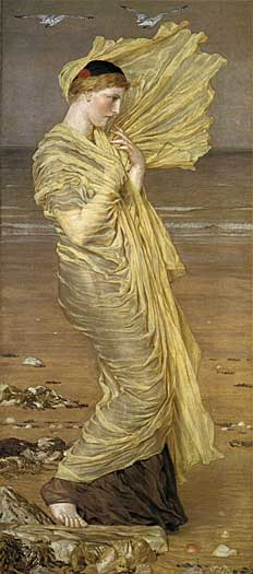 Sea Gulls, Albert Moore