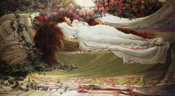 Sleeping Beauty, Thomas Spence
