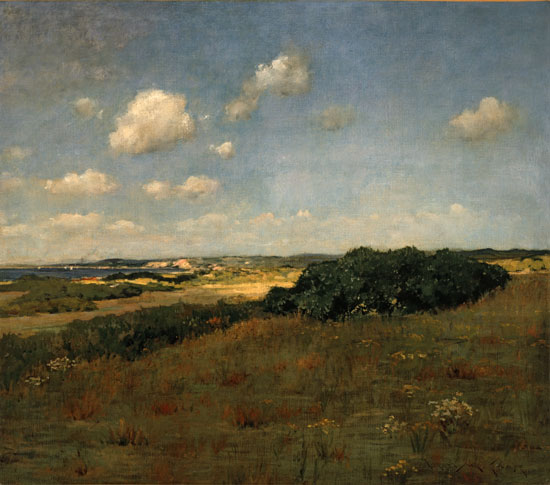 Sunlight and Shadow, Shinnecock, William Merrit Chase