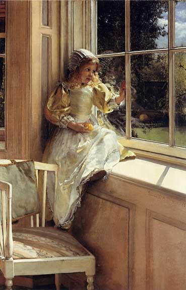 Sunshine, Lady Alma-Tadema