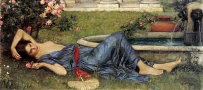Sweet Summer, John William Waterhouse