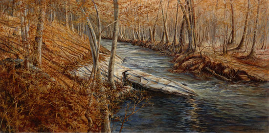 Sweetwater Creek, Linda Evanglyn Wallace