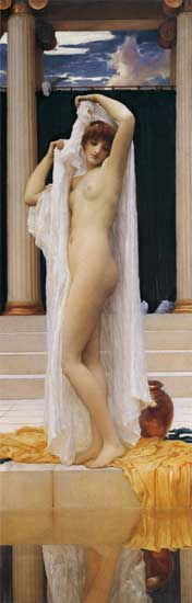 The Bath of Psyche, Fredric, Lord Leighton