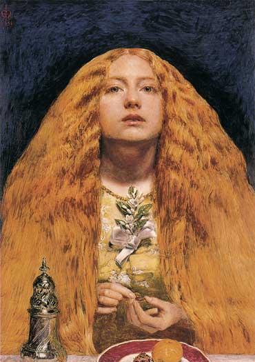 The Bridesmaid, Sir John Everett Millais