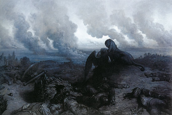 The Enigma, Gustave Doré