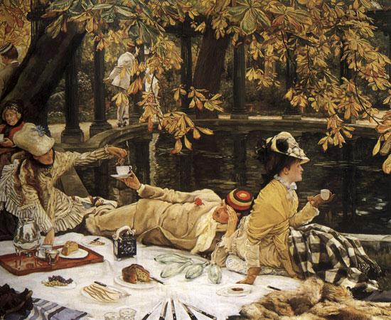 The Picnic, James Joseph Jacques Tissot