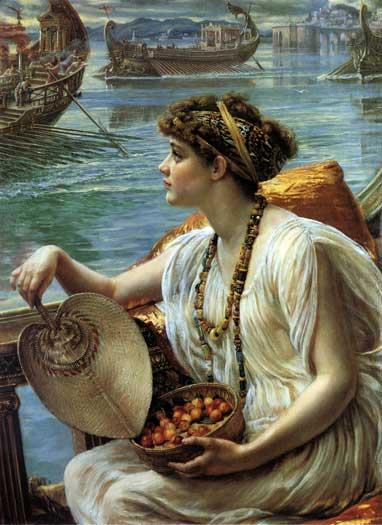 The Roman Boat Race, Sir Edward John Poynter