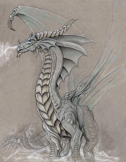 The Sentinel, Bill Leslie, Dragon
