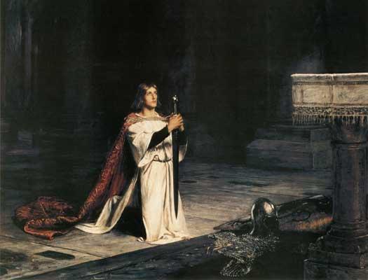 The Vigil, John Pettie