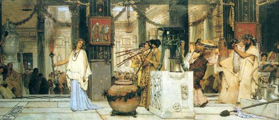 The Vintage Festival, Sir Lawrence Alma-Tadema