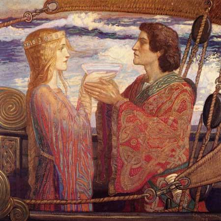 Tristan & Isolda, John Duncan