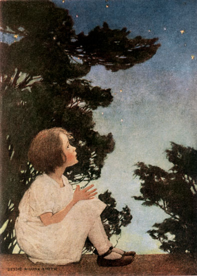 Twinkle Twinkle Little Star, Jessie Willcox Smith