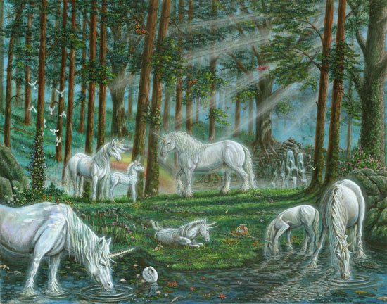 Unicorns, Bill Leslie