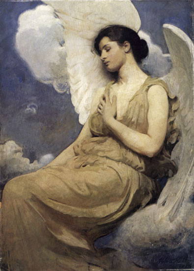 Winged Figure, Thayer