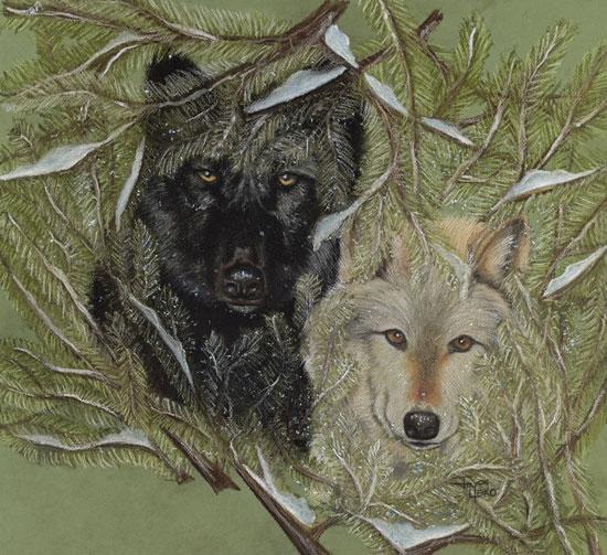 Wolves, Joy Leiko