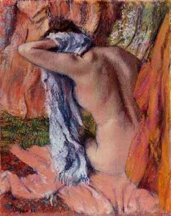 After the Bath 1890-1893