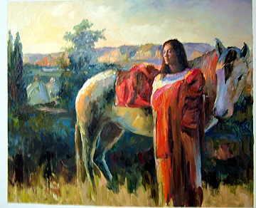 Cheyenne Mother