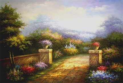 Garden Gate I
