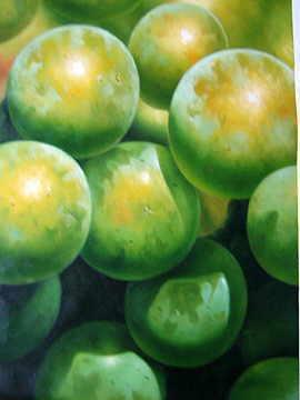 Relistic Grapes