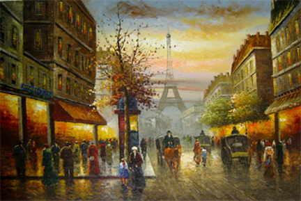 Streets In Paris IV