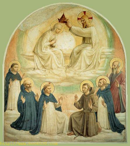 Coronation of Maria