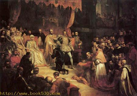 Abdication of Charles V