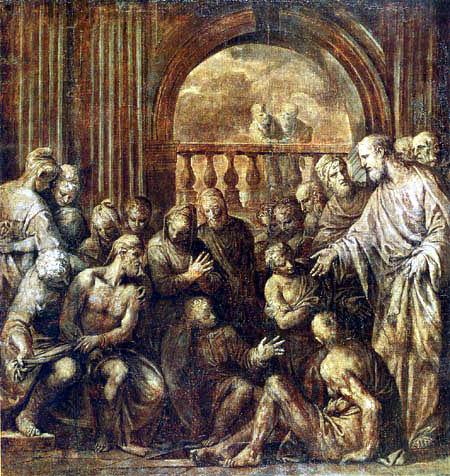 Awakening of Lazarus