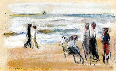 Beach near Nordwijk