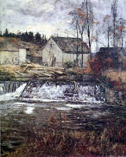 Cutting mill near Weimar