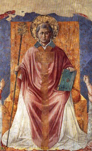 Der thronende Fortunatus