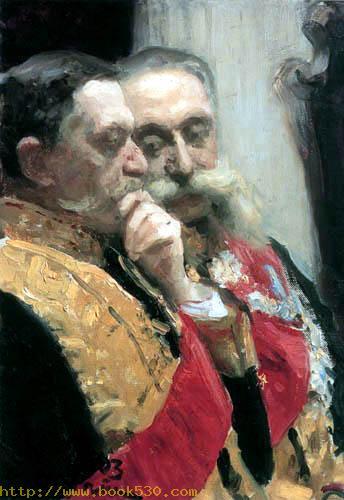 Iwan Goremykin und Nikolai Gerard