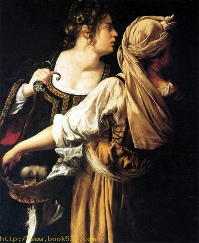 Judit and her maidservant