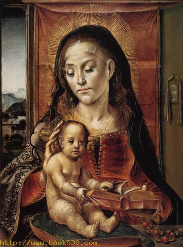 Jungfrau Maria mit dem Jesuskind