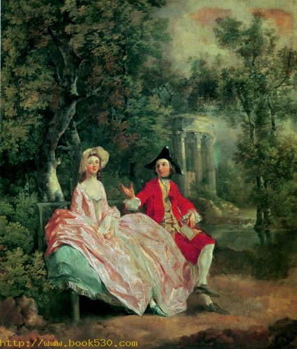 Mr and Mrs Gainsborough