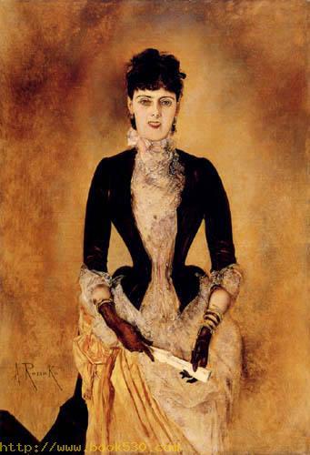 Portrait of Isabella Reisser