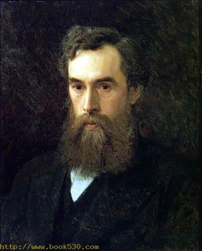 Portrait of Pawel Tretjakow