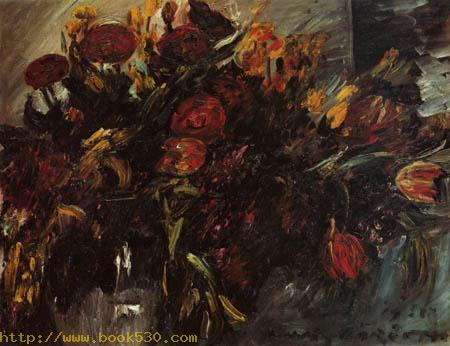 Rote und gelbe Tulpen