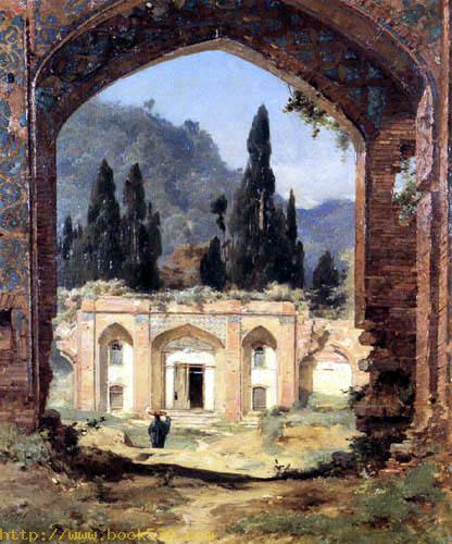 Ruinen des Asraf