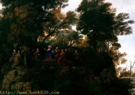 Sermon on the Mount, Detail