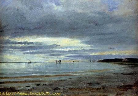 Strand bei Blankenese