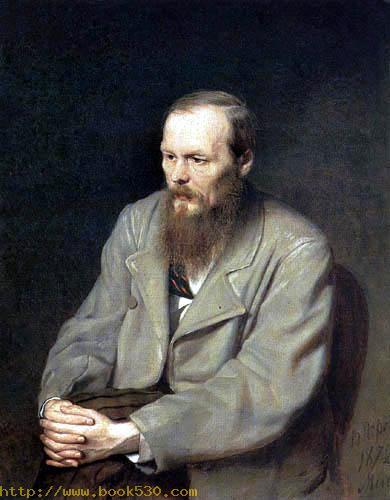 The Author Fjodor Dostojewski