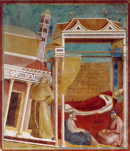 The dream of the Innocenzo III.